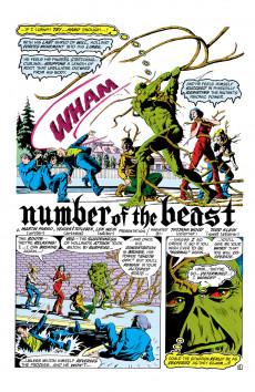 Extrait de Swamp Thing Vol.2 (DC comics - 1982) -10- (sans titre)