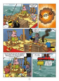Extrait de Petzi et le cochon volant