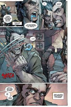 Extrait de Wolverines (Marvel Deluxe) -3- Le mot de la fin