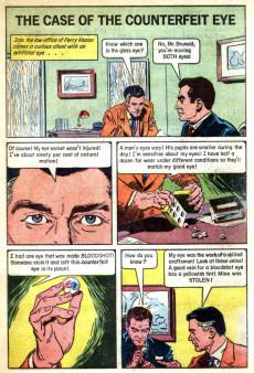 Extrait de Perry Mason Mystery Magazine (Dell - 1964) -1- (sans titre)