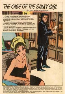 Extrait de Perry Mason Mystery Magazine (Dell - 1964) -2- (sans titre)