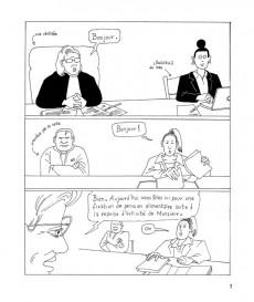 Extrait de Sociorama - Au tribunal des couples