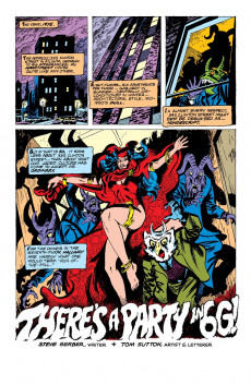 Extrait de Man-Thing (Giant Size) (Marvel - 1974) -5- Three Faces of Fear!