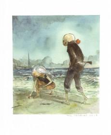 Extrait de (AUT) Sandoval, Tony - Mr. Calcium Skeleton Was in Love - Sketchbook