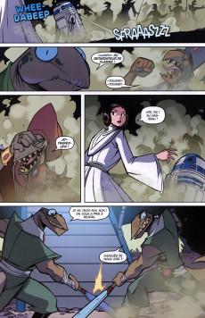 Extrait de Star Wars - Nouvelles aventures -3- Tome 3