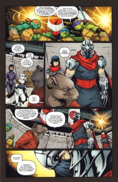 Extrait de Teenage Mutant Ninja Turtles - Les Tortues Ninja (HiComics) -9- Vengeance seconde partie
