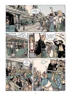 Extrait de Viva l'anarchie ! -1- La rencontre de Makhno et Durruti