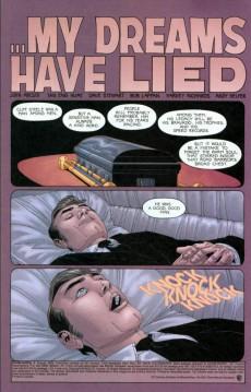 Extrait de Doom Patrol Vol.3 (DC cComics - 2001) -9- Who Am I?