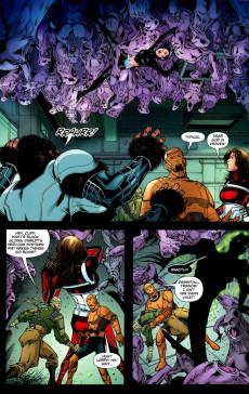 Extrait de Doom Patrol Vol.5 (DC Comics - 2009) -1- (sans titre)