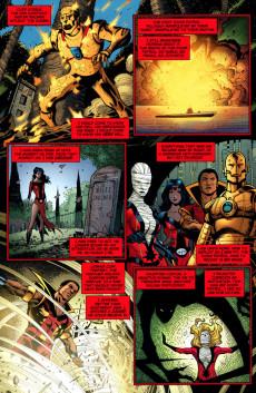 Extrait de Doom Patrol Vol.5 (DC Comics - 2009) -4- Blackest Night