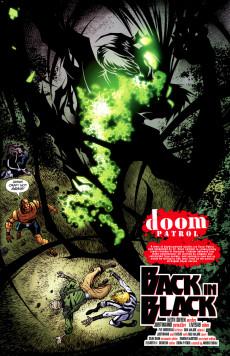 Extrait de Doom Patrol Vol.5 (DC Comics - 2009) -5- (sans titre)