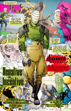 Extrait de Doom Patrol Vol.5 (DC Comics - 2009) -6- (sans titre)