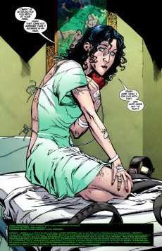 Extrait de Doom Patrol Vol.5 (DC Comics - 2009) -7- (sans titre)