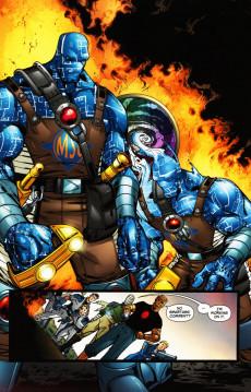 Extrait de Doom Patrol Vol.5 (DC Comics - 2009) -8- (sans titre)