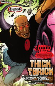 Extrait de Doom Patrol Vol.5 (DC Comics - 2009) -9- (sans titre)