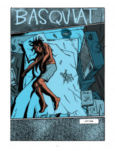 Extrait de Basquiat