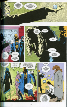 Extrait de Doom Patrol -2- Tome 2