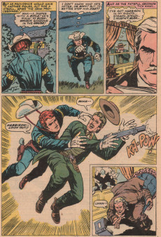 Extrait de Rawhide Kid Vol.1 (Atlas/Marvel - 1955) -128- Fall of a Hero!