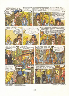Extrait de Natacha -11a1985- Le grand pari