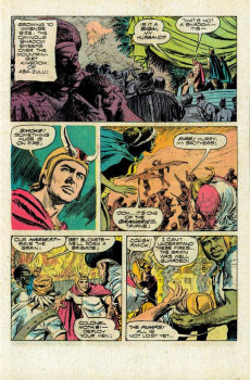 Extrait de Brothers of the Spear (Gold Key - 1972) -12- Harvest of Fear