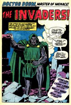 Extrait de Astonishing tales Vol.1 (Marvel - 1970) -4- Jungle Lord vs: Sun God! / The Master of Menace--Alone Against the Deadliest Foe of All!