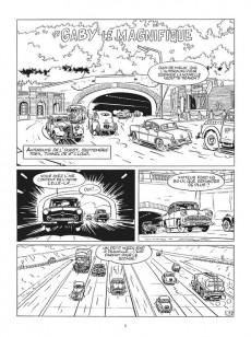 Extrait de Jacques Gipar (Une aventure de) -7TL2- Gaby le magnifique
