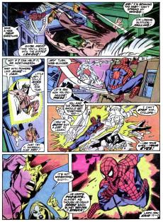 Extrait de Marvel Team-Up Vol.1 (Marvel comics - 1972) -4- The Mark of the Mutants!