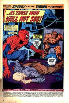 Extrait de Marvel Team-Up Vol.1 (Marvel comics - 1972) -6- Death-Traps of the Deadly Duo!