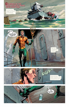 Extrait de DCeased (DC comics - 2019) -2- The Monster Inside Of Us All