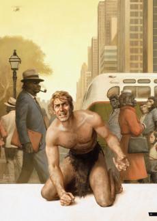 Extrait de Planet of the Apes Artist Tribute (BOOM!studios - 2019) - Planet of the Apes Artist Tribute