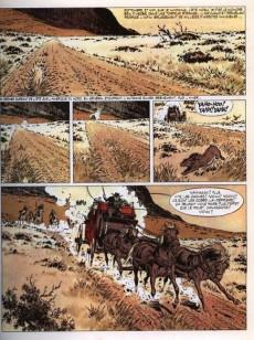 Extrait de Comanche -3a1978-  Les loups du Wyoming