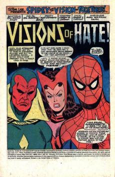 Extrait de Marvel Team-Up Vol.1 (Marvel comics - 1972) -42- Harbinger of Hate!