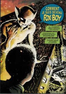 Extrait de Fox-Boy (Komics Initiative) -1VC- Troisième Souffle