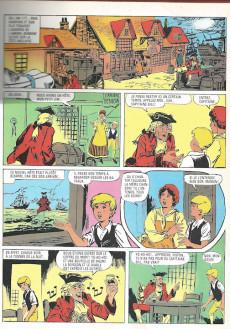 Extrait de Les chefs-d'Œuvre de la littérature en bandes dessinées -2- L'île au trésor