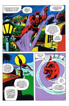 Extrait de Daredevil (L'intégrale) -10- Daredevil : l'intégrale 1971