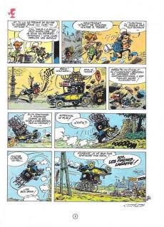Extrait de Gaston -11c1984- Gaffes, bévues et boulettes