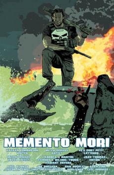 Extrait de Punisher Vol.10 (Marvel comics - 2014) (The) -1- Memento Mori