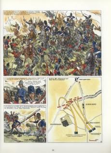 Extrait de Napoléon (Funcken) -1- Waterloo