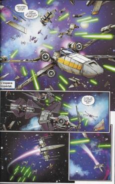 Extrait de Star Wars - Tie Fighter