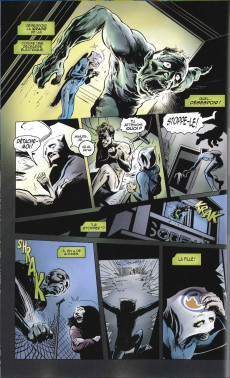 Extrait de Fox-Boy (Komics Initiative) -1- Troisième souffle