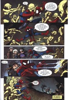 Extrait de Ultimate Spider-Man (Panini Kids) -2- Nouvelles du monde souterrain