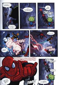 Extrait de Ultimate Spider-Man (Panini Kids) -3- Tome 3