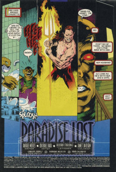 Extrait de Hellstorm: Prince of lies (Marvel comics - 1993) -3- Rites of Passage