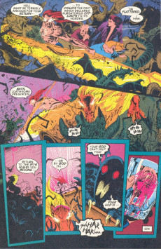 Extrait de Hellstorm: Prince of lies (Marvel comics - 1993) -9- Heaven Won't Have Him... Hell Fears to Let Him In...