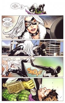 Extrait de Spider-Man - Symbiote - Fondu au noir