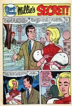 Extrait de Modeling with Millie (Marvel Comics - 1963) -30- Millie's Foster Child!
