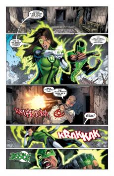 Extrait de Green Lanterns (2016) -1- Rage Planet, Part One