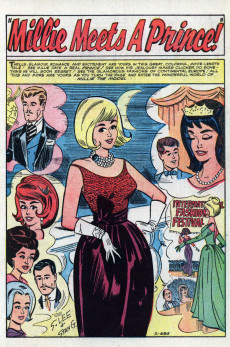 Extrait de Modeling with Millie (Marvel Comics - 1963) -31- (sans titre)