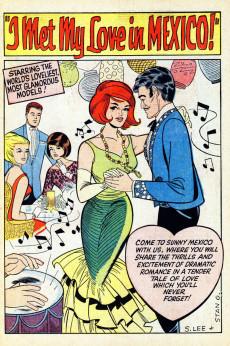 Extrait de Modeling with Millie (Marvel Comics - 1963) -38- I Met My Love in Mexico!