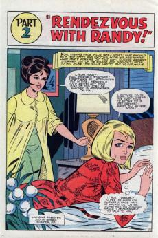 Extrait de Modeling with Millie (Marvel Comics - 1963) -43- When Sweethearts Part!
